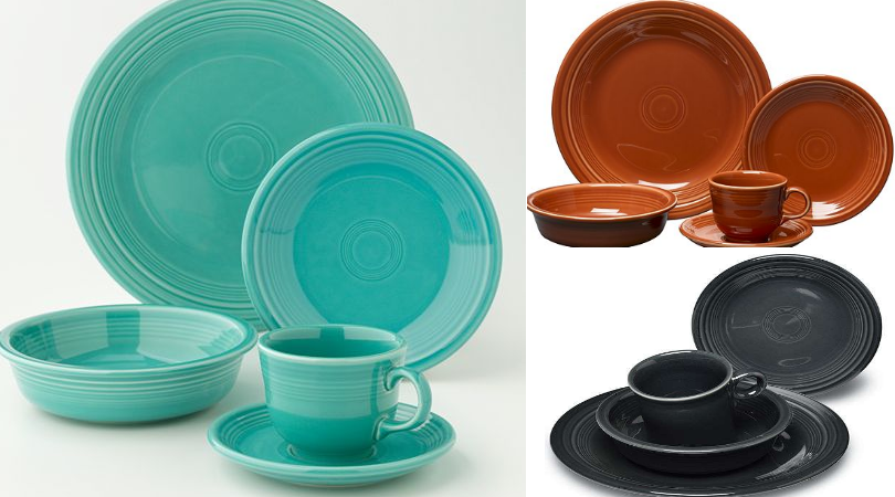 fiesta-dinner-sets · Kohlu0027s has Fiesta 5 piece ... & Fiesta 5 Piece Dinnerware Sets $13.34 (Regular $56)