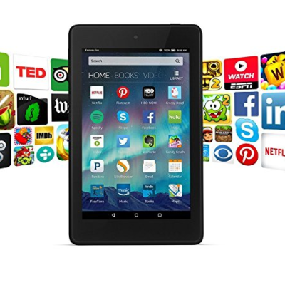 Amazon Fire HD 10″ 32GB Tablet with 2 Vouchers as low as $70 (Retail $259.78)!