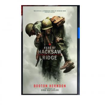 Free Hero of Hacksaw Ridge Book + Free Shipping
