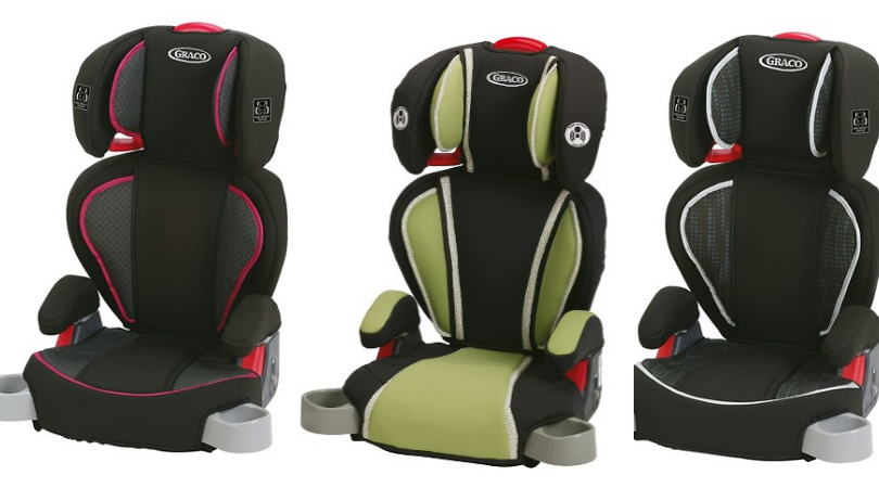 Graco Highback Turbo Booster Car Seat Only $29 (Regular $49.99)