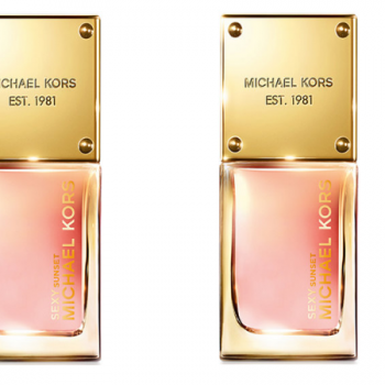 Michael kors perfume sexy sunset