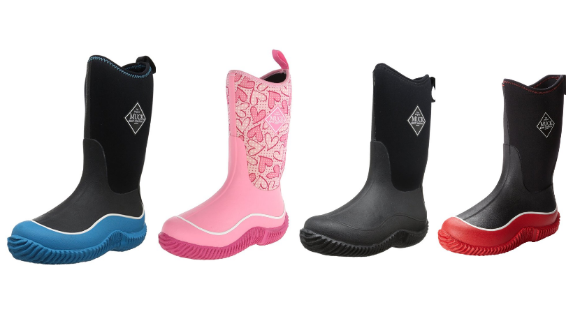 Youth MuckBoots as low as $30.51 (Regular $69.95) - Dixie Does Deals