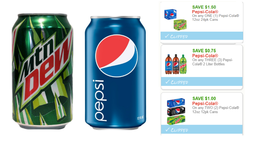 photograph about Pepsi Coupons Printable referred to as 3 Fresh new Scarce Pepsi Discount coupons