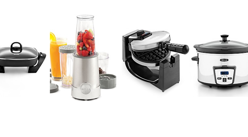 Macy 39 S Bella Small Appliances Only Regular