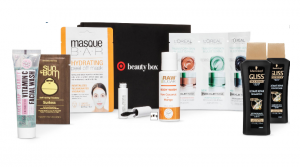 Target February Beauty Box Only $10 Shipped (Regular $38)