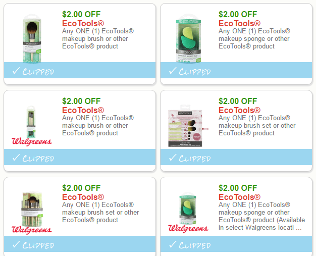 photo regarding Ecotools Printable Coupon identified as Incredibly hot* Absolutely free EcoTools Products and solutions at Walmart