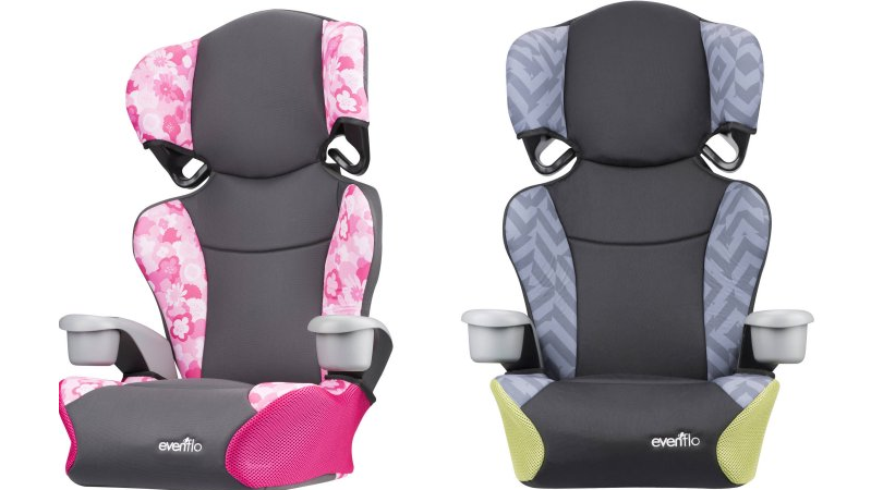 Need A New Booster Seat Hurry Over To Walmart And Score This Evenflo Big Kid Sport High Back On Sale For 19 Regular 5997