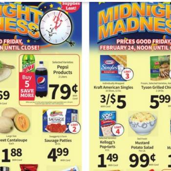Food City Midnight Madness February