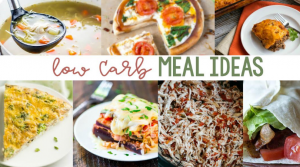 Over 20 Low Carb Meal Ideas – That Are Not Boring