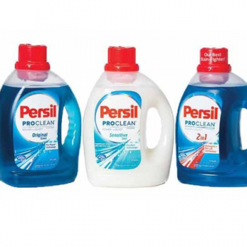 Free Sample Of Persil Laundry Detergent + Possible Coupon - Dixie ...