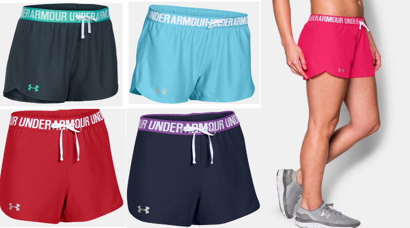 ac3ca804b75a ... Need new shorts Hurry over to Under Armour where they are offering  these UA Play Up ...