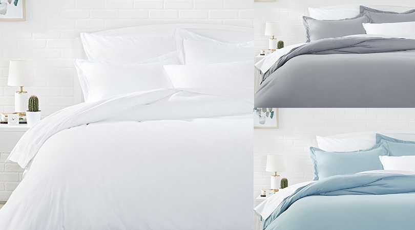 Microfiber duvet cover sets up to 70 off dixie does deals