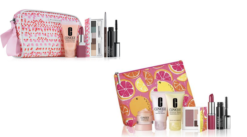 13 Clinique Cosmetics Only $35.55 Shipped ($171.50 Value)