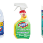 Food City – Buy 4 Save $4 Spring Cleaning Event – $0.99 Clorox Bleach, Clean Up & Wipes + More