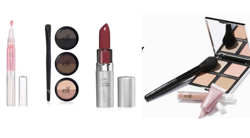 Elf cosmetics shipping