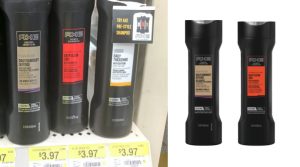Free Axe Shampoo at Walmart