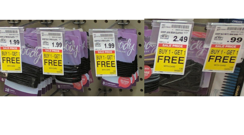 image about Goody Printable Coupons referred to as Goody Hair Ties as reduced as No cost at Kroger