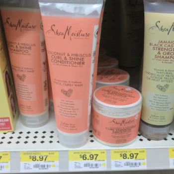 Target coupons shea moisture