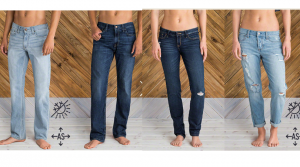 All Hollister Jeans $25 Shipped (Regular up to $59.95) – Today Only!