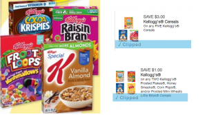 New Kellogg's Coupon + Dollar General Deal = Only $1.25 Per Box