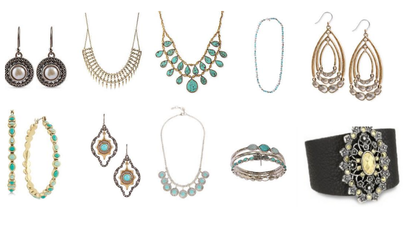 Lucky Brand Clearance Jewelry Buy One Get One Free