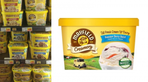 Mayfield Ice Cream Only $0.99 at Select Kroger Stores (Regular $5.89)
