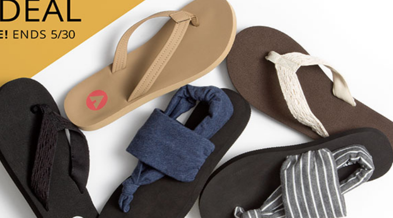 709d3531677d Hurry over to Payless where select Women s AirWalk Sandals are on sale for   9.99 (regular  14.99). Even better