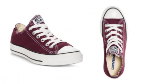 Men's Chuck Taylor Ox Casual Sneakers Only $15.98 (Regular $54.99)