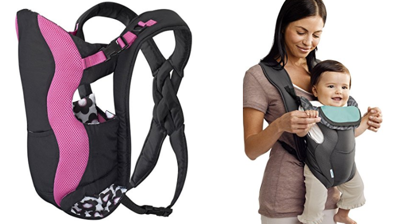 a843415b086 evenflo breathable infant carrier - Dixie Does Deals
