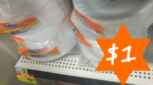 Hefty Foam Plates Only $1 at Dollar General