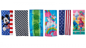 Kohl's The Big Ones Beach Towels as low as $6.99 (Regular $19.99)