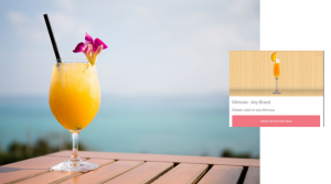 $5 Back On Any Mimosa Purchase – Today Only