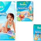 Pampers Splashers Only $3.72 at Walmart