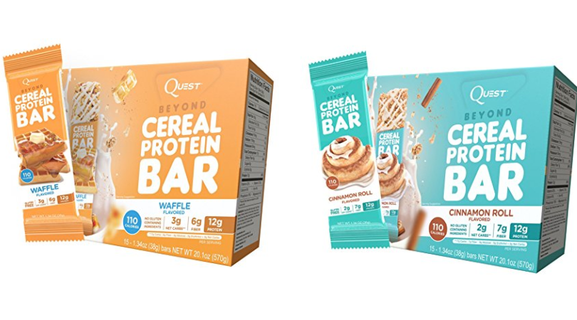 Best deals on quest bars