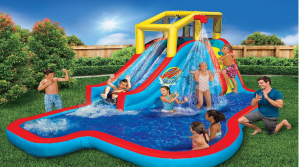 Banzai Slide 'N Soak Splash Park Only $204 (Regular $600) + Earn $40 in Kohl's Cash!