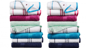 Expired:Tommy Hilfiger All American II Cotton Bath Towels Only $4.99 (Regular $16)