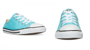 Converse Women's Chuck Taylor Dainty Casual Sneakers Only $20.99 (Regular $54.99)