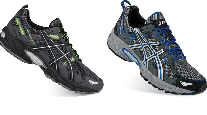 9460728ce6d Kohl s has these highly rated ASICS GEL-Venture 5 Men s Trail Running Shoes  on sale for  48.74 (regular  64.99). They are available in five different  colors ...