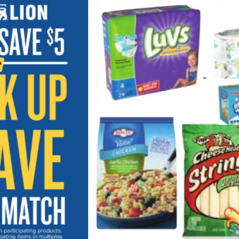 picture relating to Food Lion Printable Coupons named Foods lion coupon offers : Amusing pal coupon Programs