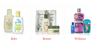 Free Beauty, Baby or Wellness Sample Pack From Johnson & Johnson