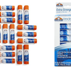 Elmer's Extra Strength Office Glue Sticks 24 ct. as low as $4.96 (Just $0.21 Per Stick)