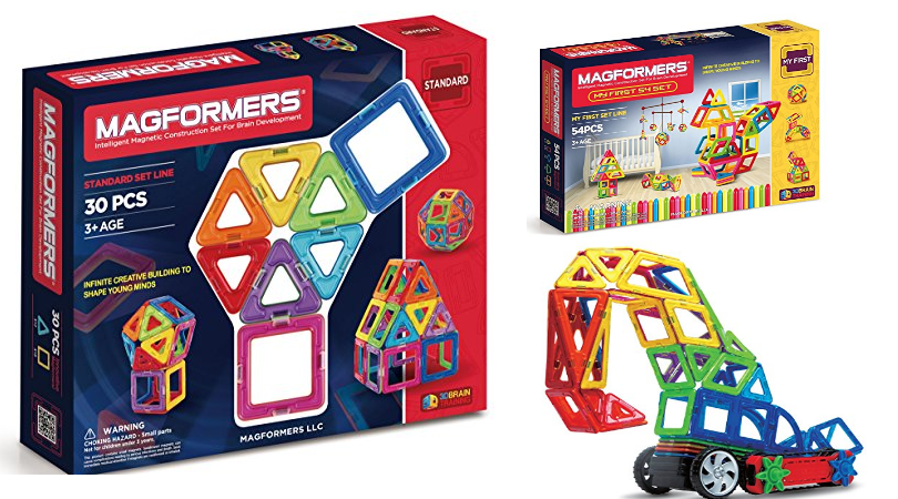 M M Toys Sale : Highly rated magfromers toys up to off today only