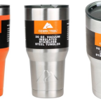 Ozark Trail 30-Ounce Double-Wall, Vacuum-Sealed Tumbler Only $6