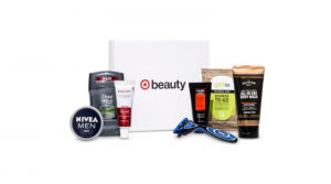 Target Men's Beauty Box Only $3.75 ($24.23 Value)