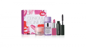 *HOT* Free 4-Piece Gift Set with ANY Clinique Purchase ($28 Value) = 5 Items Only $5 Shipped!