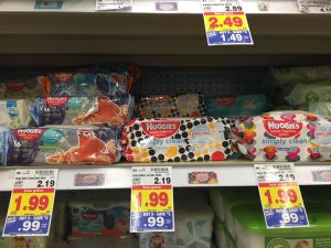 Huggies Baby Wipes Only $0.49 at Kroger