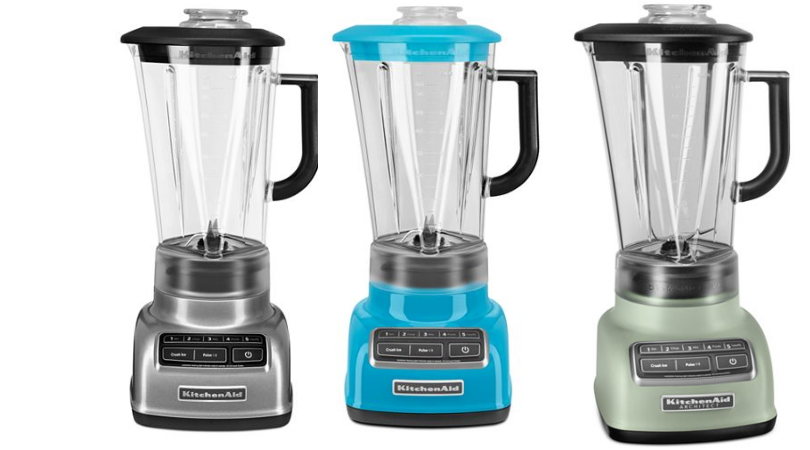 Kitchenaid 5 Speed Blender kitchenaid diamond 5-speed blender only $65 (regular $189.99
