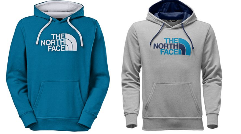 The North Face Mens Half Dome Hoodie Only 25 Shipped Regular 50