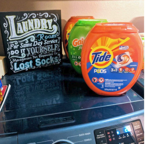 Expired:Eight New $5/1 Tide Pods Or Gain Flings Amazon Coupons