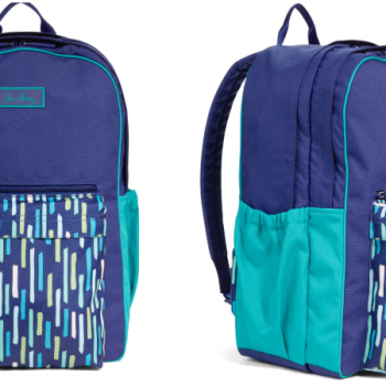 Hurry and grab a smoking hot deal on this Vera Bradley Large Colorblock  Backpack! Right now select Vera Bradley items are on sale up to 70% off and  you will ... cbc6bf7dcc
